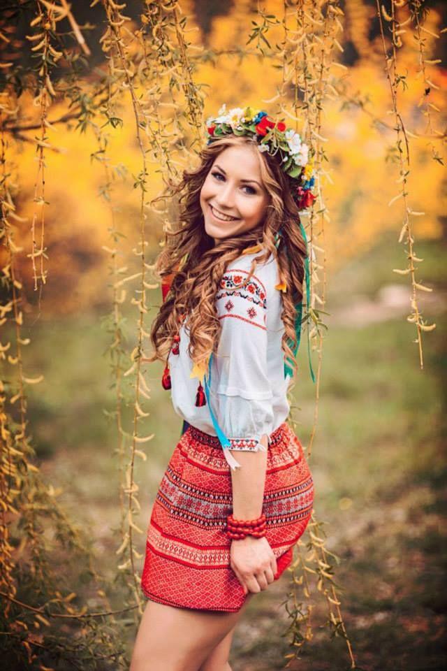 Красивые девушки украинки фотосессии #4